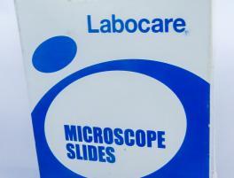 MICROSCOPE SLIDE- PLAIN