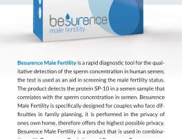 Male Fertility 25PCs