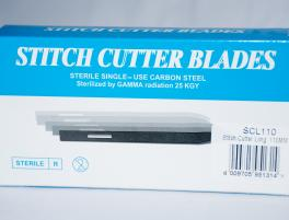 Stitch cutter blades long